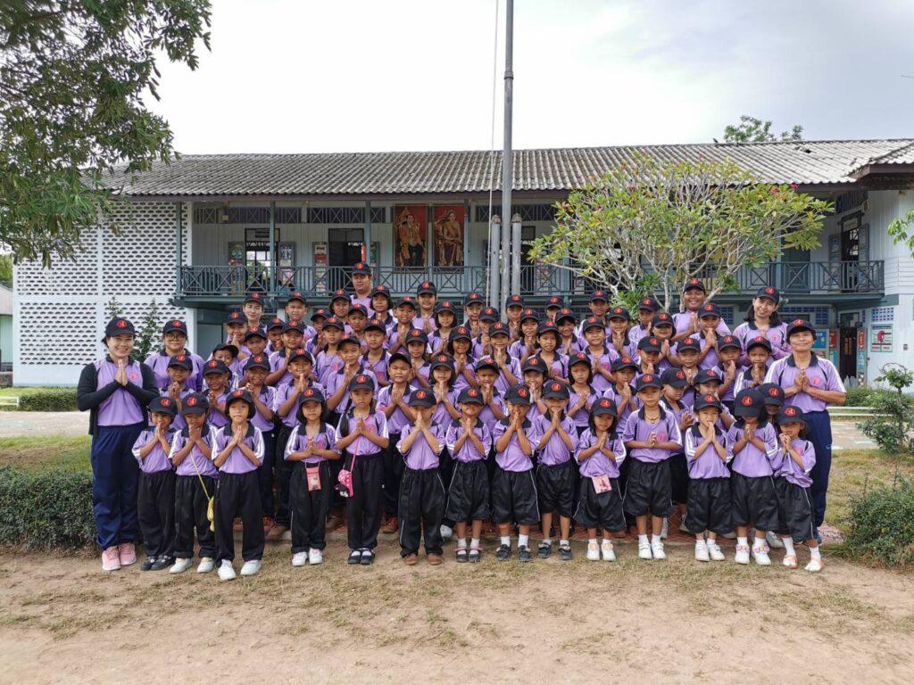 Nong Kra new clothes
