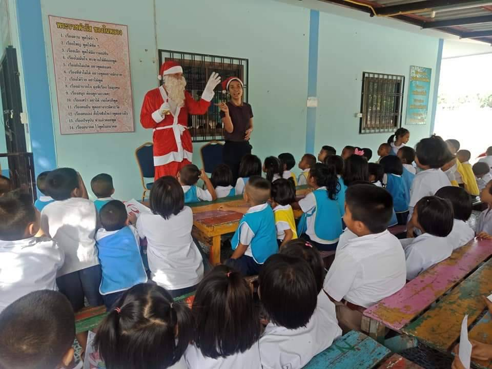 Christmas with Santa