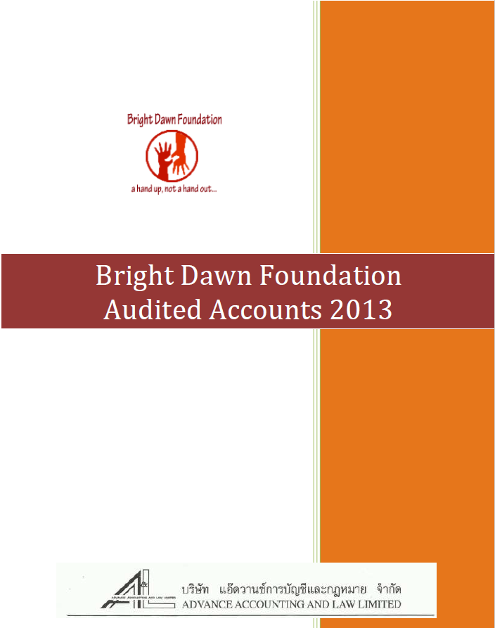 Audit Report 2013