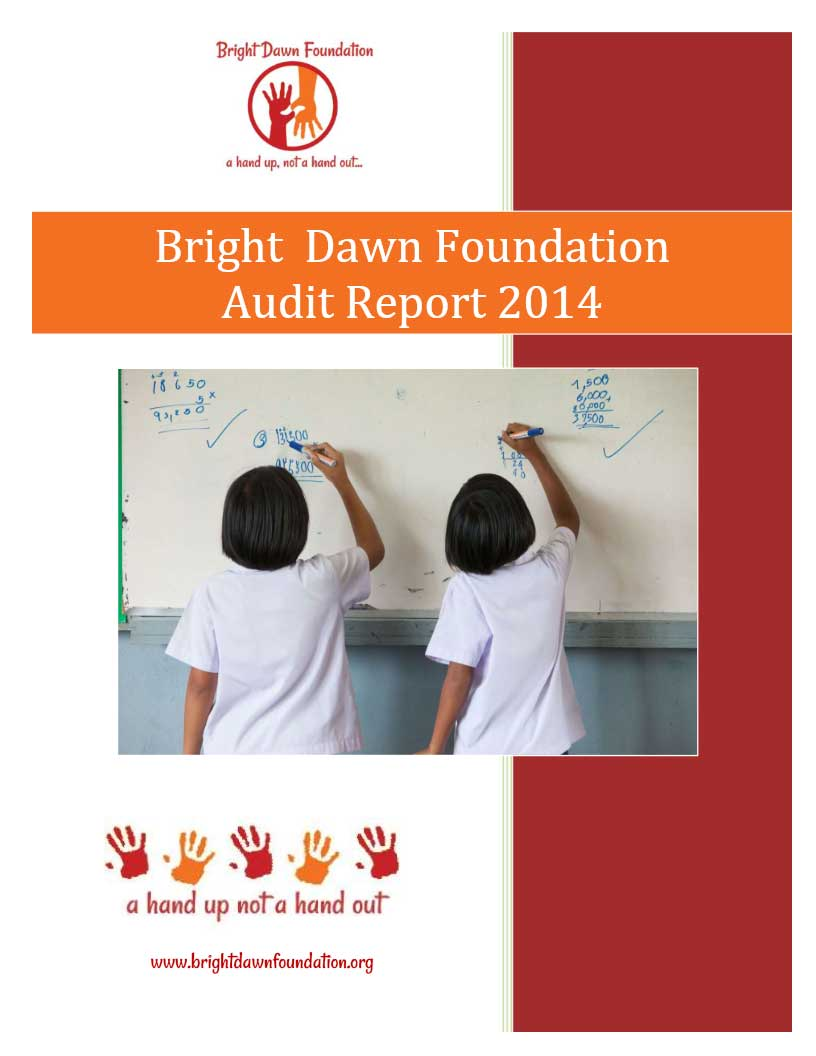 Audit Report 2014