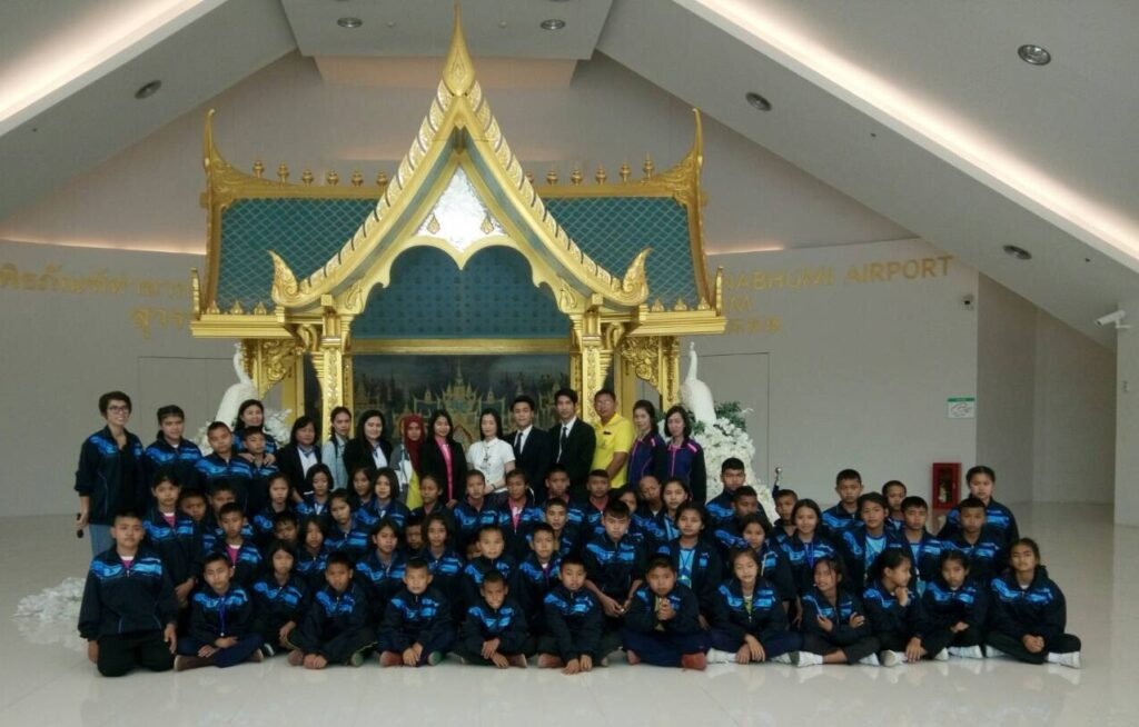 visit to suvarnabhumi
